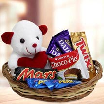 Cuddly Plush: Chocolates for Eid UAE