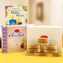 Diwali Combo of Love: Sweet Delivery in UAE