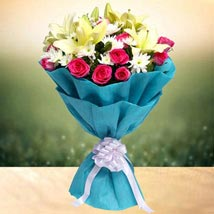 Elegance n Joy: Birthday Flower Bouquets to UAE