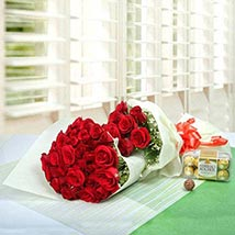 Elegant Gift For The Occasion: Birthday Flower Bouquets to UAE
