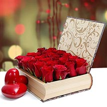 Fascinating Luxury: Roses for Valentines Day