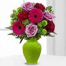 Friends Bouquet: Carnations to UAE