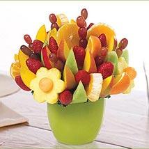 Fruit Fiesta Bouquet: Eid Gifts to Dubai