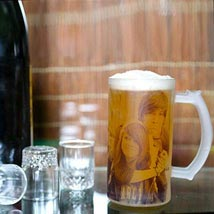 Funtime Personalize Beer Mug: Wedding Gifts Dubai