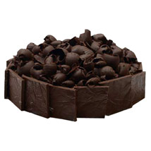 German Classic Black Forest Cake: Fathers Day Gifts to UAE