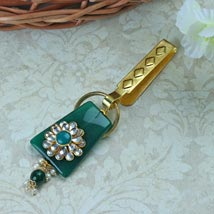 Gorgeous Keychain Rakhi: Send Rakhi to UAE