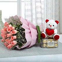Hamper to Surprise U: Birthday Bouquets for UAE
