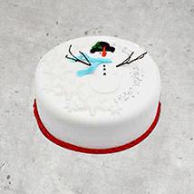 Icing Christmas Cake: Christmas Cakes to Dubai