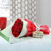 Inspire To Be Loved: Birthday Flower Bouquets to UAE