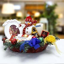 Jingle All The Way: Christmas Gift Baskets to UAE