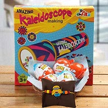 Kalieodoscope Surprise: Rakhi for Kids to UAE