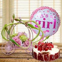 Lavishly Romantic: Send Flowers and Cakes to UAE
