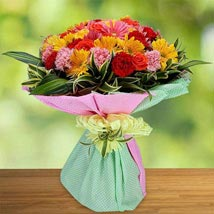 Lovely Sentiments: Birthday Flower Bouquets to UAE
