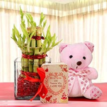 Lucky Bamboo and Bear Love: Gift Hampers to UAE