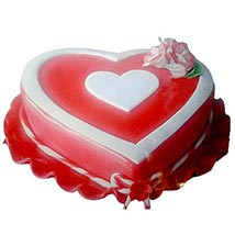 Marvelous Heart Shape Cake: Valentines Day Gifts for Him