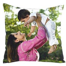 Mom Special Cushion: Send Personalised Gifts to Sharjah