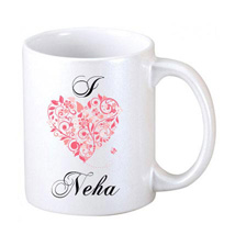 Mug For Your Lover: Send Personalised Gifts to Sharjah