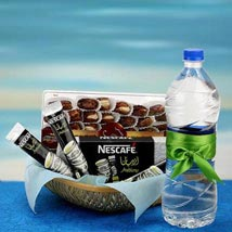 Nutty Dates Hamper: Ramadan Gifts Abu Dhabi