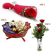 Pair of Hearts: Same Day Flower Arrangements in Dubai UAE