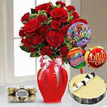 Perfect Impressions: Send Flowers and Cakes to UAE