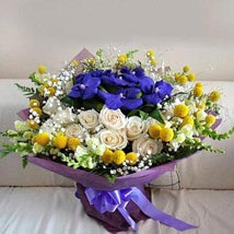 Perfect Sunrise: Birthday Bouquets for UAE
