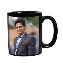Personalised Photo Mug: Send Anniversary Gifts to UAE