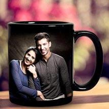 Personalized Couple Mug: Send Gifts to Sharjah