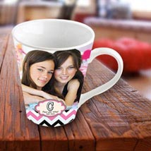 Picture Perfect Personalized Mug: Gifts Delivery in Sharjah
