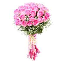 Pink Perfection: Birthday Flower Bouquets to UAE