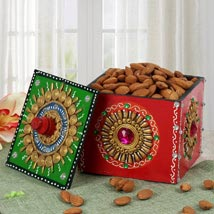 Premium Diwali Dry Fruits: Send Diwali Gifts to UAE