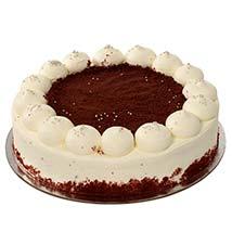 Red Velvet Cake 1Kg: Birthday Cake Delivery in UAE