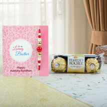 Rochers N Color Play Rakhi: UAE/Dubai Rakhi Delivery