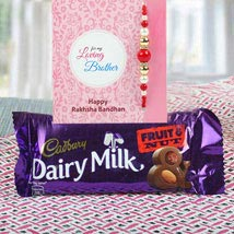 Royal Rakhi N Chocolate: Send Rakhi for Brother in UAE