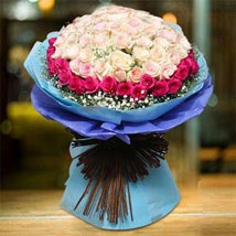 Royal Rose Bouquet: Birthday Bouquets for UAE