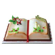 Santa Book: Christmas Cakes to Dubai