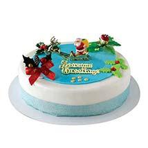 Seasons Fresh: Christmas Cake Delivery in UAE