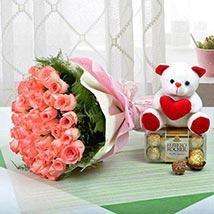 Showing Ur Heartiest Emotions: Valentine Flower Bouquets to UAE