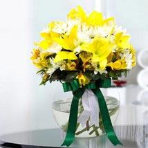 Smile n Shine: Thank You Flowers to UAE
