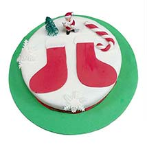 Special Santa Cake: Christmas Cakes to Dubai