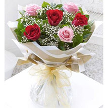 Stolen Kisses Bouquet: Fathers Day Gifts to UAE
