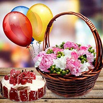 Stunning Gathering: Flower and Cake Delivery in UAE