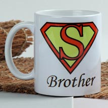 Superhero's Gift: Rakhi for Brother