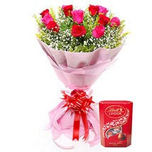 Sweet Surprise For Love: Flowers N Chocolates