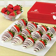 Swizzle Berries White Chocolate Box: Send Birthday Chocolates to UAE