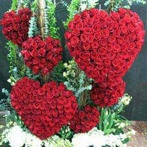 The Heart and Soul: Same Day Flower Arrangements in Dubai UAE