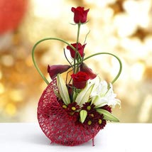 Timeless Beauty Flowers: Wedding Gifts to UAE