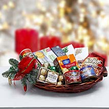 Winter Grace Hamper: Christmas Gift Hampers to UAE