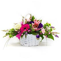 A Basket that Delights: Flower Delivery in London UK