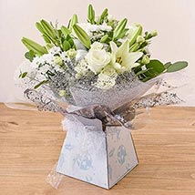 Ava Arrangement: Send Flowers to UK