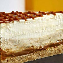 Banoffee Cheesecake: Send Anniversary Gifts to London